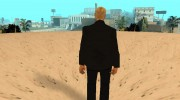 Donald Trump for GTA San Andreas miniature 3