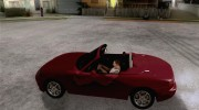 Mazda MX5 - Stock for GTA San Andreas miniature 2