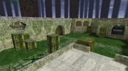 Dust джунгли for Counter Strike 1.6 miniature 2