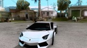 Lamborghini Aventador LP700-4 for GTA San Andreas miniature 1