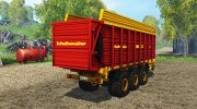 Schuitemaker Rapide 3000 for Farming Simulator 2015 miniature 3