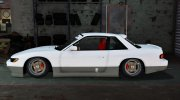 Nissan Silvia S13 Stance for GTA 5 miniature 3