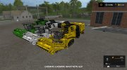GRIMME MAXTRON 620 Multicolor v1.0.0 for Farming Simulator 2017 miniature 2