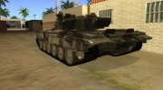 Танк T-72 for GTA San Andreas miniature 4