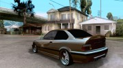 BMW M3 E36 Light Tuning для GTA San Andreas миниатюра 3