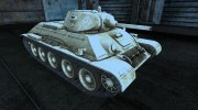 T-34 22 for World Of Tanks miniature 5