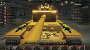 KV-4 Gold skin for World Of Tanks miniature 4