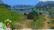 Гранит Бич for Sims 4 miniature 3
