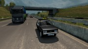 FIAT 131 for Euro Truck Simulator 2 miniature 35