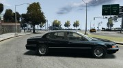 Chrysler New Yorker LHS 1994 для GTA 4 миниатюра 5