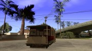 Tram for GTA San Andreas miniature 4
