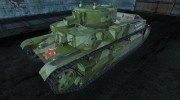 Т-28 CkaHDaJlucT for World Of Tanks miniature 1