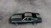 Shelby GT500 Eleanor for GTA San Andreas miniature 2