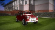 Mini Cooper for GTA Vice City miniature 2