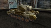 Шкурка для M46 Patton №18 for World Of Tanks miniature 5