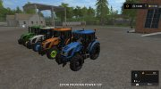 ZETOR PROXIMA 120 MULTICOLOR v1.0.0.0 for Farming Simulator 2017 miniature 3