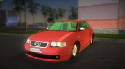 Audi S3 for GTA Vice City miniature 1