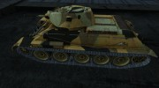 T-34 20 for World Of Tanks miniature 2