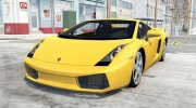 Lamborghini Gallardo 2005 for BeamNG.Drive miniature 1