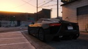 2010 Lexus LFA v1.3 for GTA 5 miniature 2