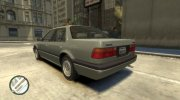 1986 Honda Accord 4-door for GTA 4 miniature 3