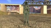 Spacesuit From Fallout 3 для GTA San Andreas миниатюра 5