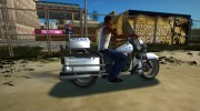 GTA 4 TBoGT Police Bike for GTA San Andreas miniature 4