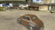 Ford Coupe 1946 Mild Custom для GTA San Andreas миниатюра 3