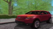 Ford Explorer for GTA San Andreas miniature 1
