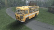 ПАЗ 3201 for Spintires 2014 miniature 1