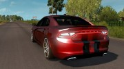 Dodge Charger for Euro Truck Simulator 2 miniature 4