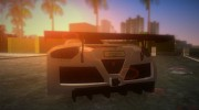 Gumpert Apollo Sport for GTA Vice City miniature 3
