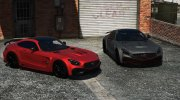 Mercedes-Benz AMG GT S Mansory for GTA 5 miniature 4