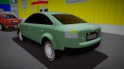 Audi A6 C5 2001 for GTA 3 miniature 3