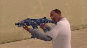 BF4 Scorpion China Blue for GTA San Andreas miniature 3