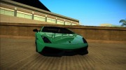 Lamborghini Gallardo LP570-4 2011 for GTA Vice City miniature 2