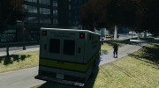 Royal Logistic Corps Bomb Disposal Truck для GTA 4 миниатюра 4