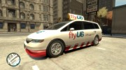 2006 Honda Odyssey FlyUS for GTA 4 miniature 1