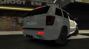 Jeep Grand Cherokee SRT8 для GTA 4 миниатюра 4