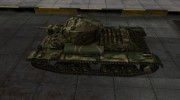 Скин для танка СССР Валентайн II for World Of Tanks miniature 2