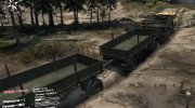 Tatra 813 Kolos Kings Off-Road 1.2 for Spintires 2014 miniature 5