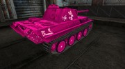 "Шкурка для PzKpfw V Panther ""The Pink Panther"" for World Of Tanks miniature 4"