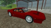 Ferrari 288 GTO для Farming Simulator 2013 миниатюра 3
