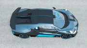 Bugatti Divo for BeamNG.Drive miniature 4