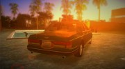 Bentley Turbo RT for GTA Vice City miniature 3