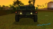 HMMWV M-998 1984 for GTA Vice City miniature 3