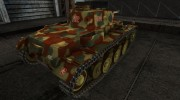 VK3001 (H) Patched Camouflage Early 1945 for World Of Tanks miniature 4
