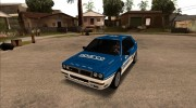 Lancia Delta HF Integrale Evoluzione II for GTA San Andreas miniature 4