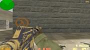 M4A1-S Golden Coil for Counter Strike 1.6 miniature 1