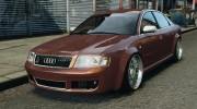 Audi RS6 2003 for GTA 4 miniature 1